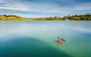 Photo of Stand Up Paddle Board at Orakei basin
